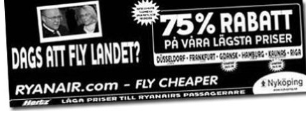 Ryanair Persson