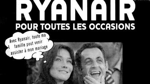 Ryanair Sarkozy