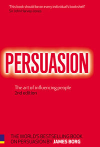 Persuasion, l'art d'influencer les gens