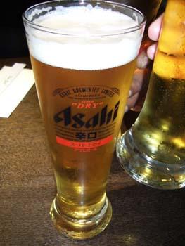 Bieres japonaise