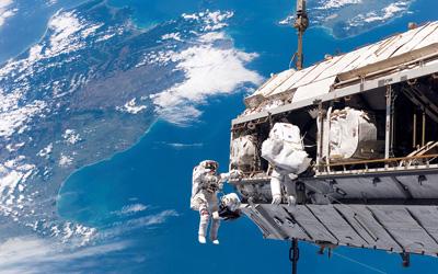 Photo NASA Terre