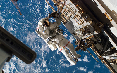 Photo NASA Astronaute