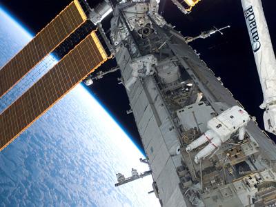 Photo NASA Navette