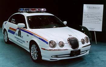 Jaguar police canada