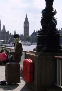 Londres statues 3