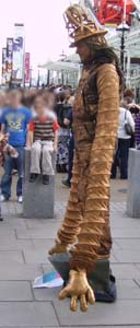 Londres statues 5