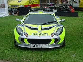 Lotus police uk