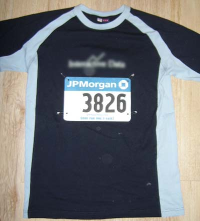 JP Morgan CCC t shirt